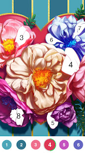 Tap Color- Color by Number Art Coloring Game - Apps on ...