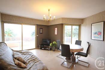 Appartement meublé 3 pièces 64,17 m2