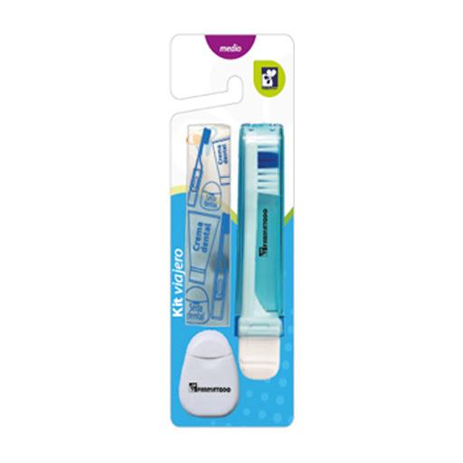 Cepillo Dental Farmatodo Viajero Und
