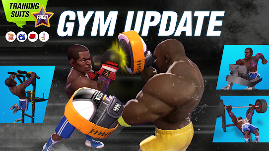 Boxing Star MOD (Unlimited Money) 1