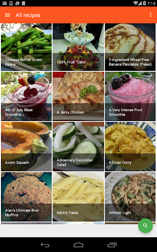 Healthy Recipe Collections