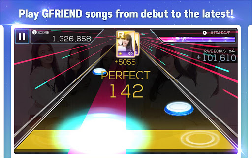SuperStar GFRIEND 1.11.8 screenshots 10