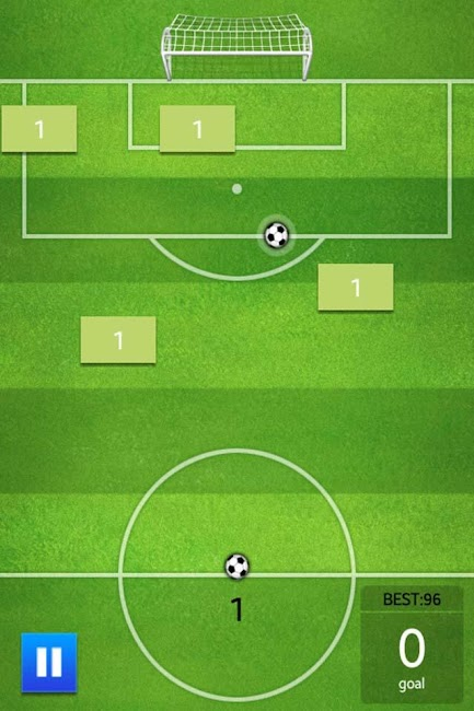 #1. Soccer Brick Game (Android)