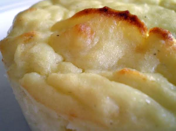 Mashed Potato Souffle Recipe