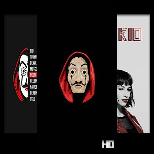 Wallpapers La Casa De Papel Money Heist Hd 4k Latest Version For Android Download Apk