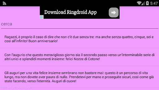 Frasi Anniversario|玩社交App免費|玩APPs