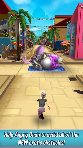 Angry Gran Run - Running Game screenshot 15
