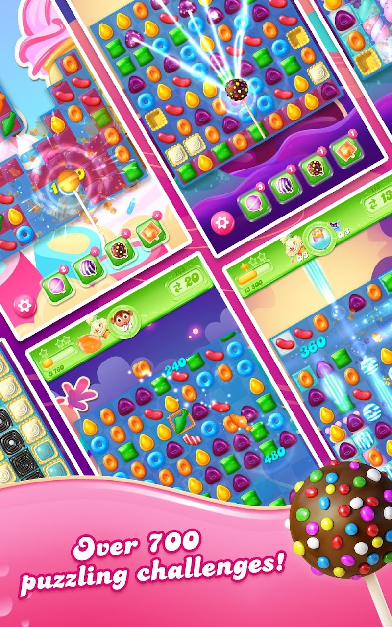 Candy Crush Jelly Saga Screenshot 13