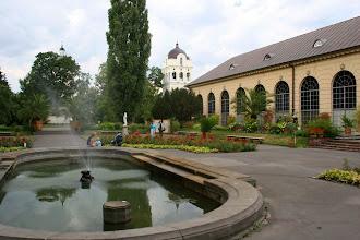 Photo: Warszawa, Wilanow, park i ogrod, 08/2006 fot. Robert Gutowski