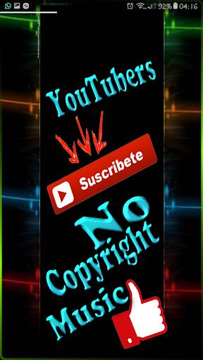 YouTubers Mp3 No Copyright Music 1.0 screenshots 1