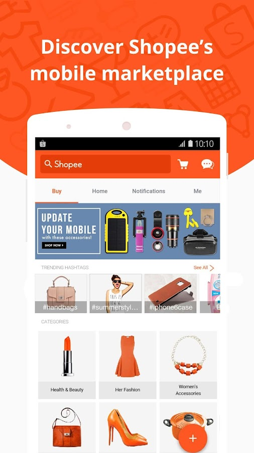 online mobile shopee About us shopee is the leading e-commerce platform in southeast asia and taiwan it is a platform tailored for the region, providing customers with an easy, secure and fast online shopping.