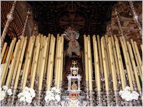 Photo: Paso de Semana Santa . Sevilla. http://www.viajesenfamilia.it