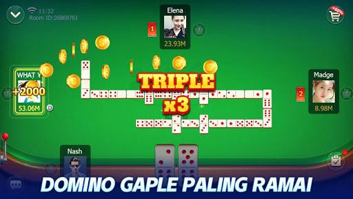 Domino QiuQiu 2020 - Domino 99 u00b7 Gaple online apkdebit screenshots 9