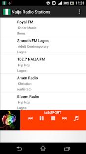 Naija Radio Stations - náhled