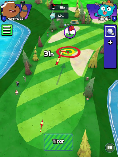 Cartoon Network Golf Stars 1.0.7 screenshots 15