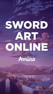SAO Amino for Sword Art Online 1