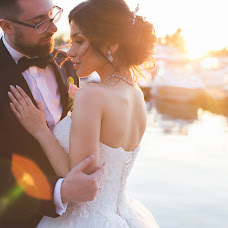 Wedding photographer Alina Znamenskaya (AlinaZnam1). Photo of 08.02.2018
