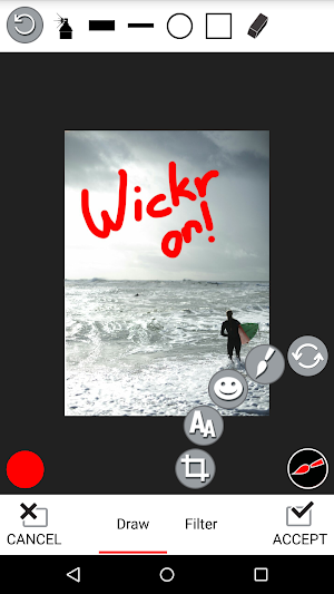 3 Wickr-Top Secret Messenger App screenshot