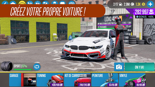 Code Triche CarX Drift Racing 2 APK MOD screenshots 1