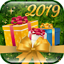Happy New Year Stickers 2019 APK icon