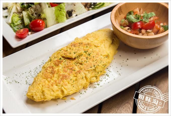 森夜早午餐餐廳摸摸的炒蛋