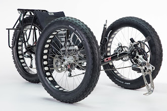Photo: ICE Fat Bike Trike fuer Suedpolexpedition Weihnachten 2013