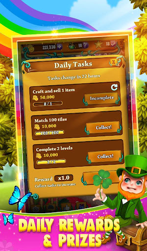 Match 3 - Rainbow Riches 1.0.14 screenshots 12