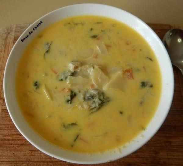 Soup De Chalet Recipe