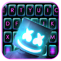 Music Dj Man Keyboard Theme icon