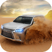 Offroad Luxury Desert Safari
