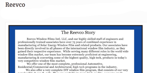 免費下載遊戲APP|Reevco Window Films Intl. LLC app開箱文|APP開箱王
