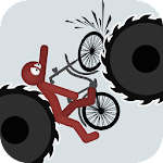 Stickman Turbo Crash Test Icon