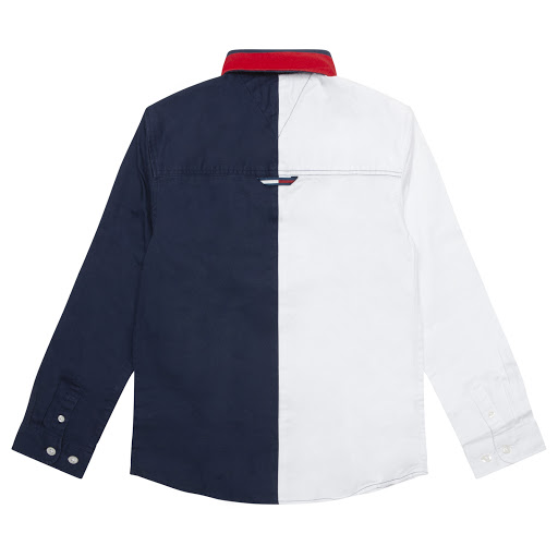 Thumbnail images of Tommy Hilfiger Colour Block Shirt