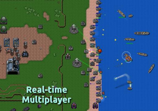 Rusted Warfare - RTS Strategy  screenshots EasyGameCheats.pro 2