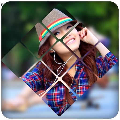 Insta Blur Shape 攝影 App LOGO-硬是要APP