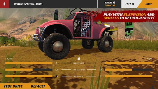 Offroad PRO Apk Download For Android 4