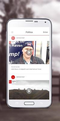HispanoPost - screenshot