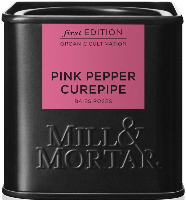Rosépeppar – Mill & Mortar