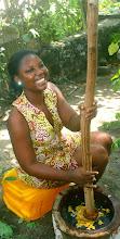 Photo: #Fufu !  #Busua #BusuaInn #beach #ecolodge #EzileBay  #Africa #Ghana #Akwidaa #Busua #Westernregion #Ahanta www.ezilebay.com/ www.busuainn.com/ http://olivbusua.blogspot.fr
