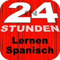 In 24 Stunden Lernen Spanisch zu Sprechen icon