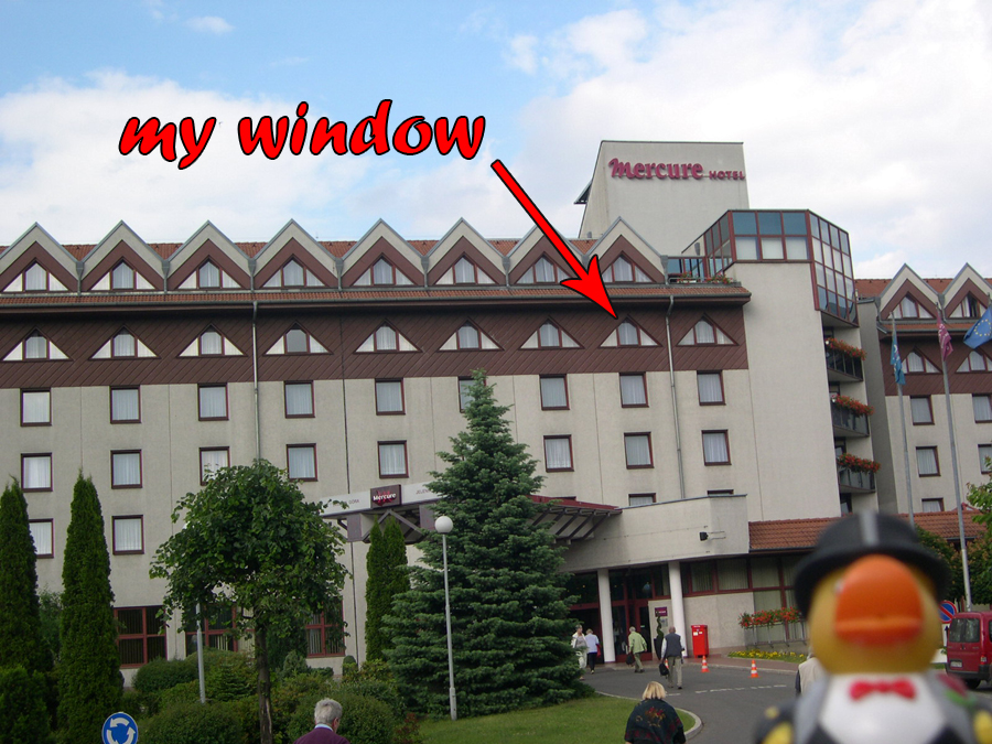 Photo: this is my hotel in jelenia gora