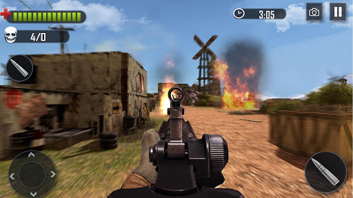 Battleground Fire : Free Shooting Games 2020 apkpoly screenshots 5