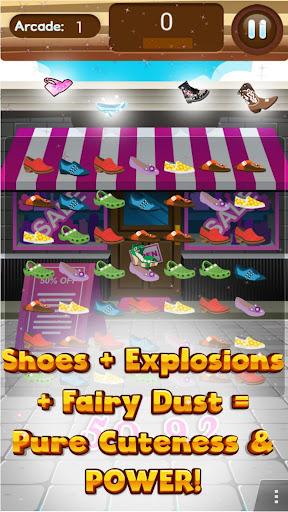 Shoe Rush - New Match 3 Game