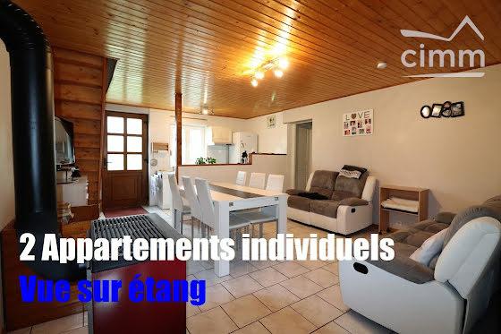 Vente maison 8 pièces 142 m2