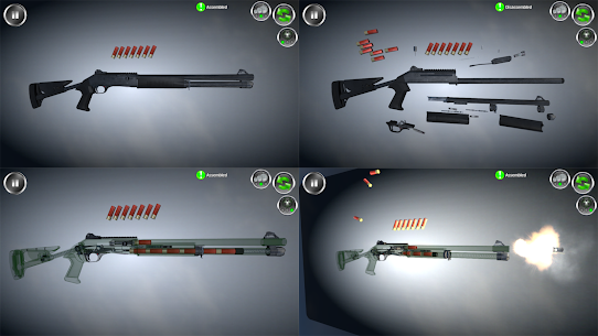 Weapon stripping NoAds Apk Download For Android and Iphone 2