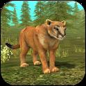 Wild Cougar Sim 3D icon