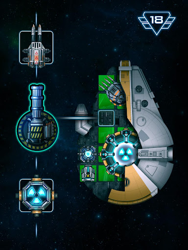 Space Arena: Build a spaceship & fight apkdebit screenshots 9