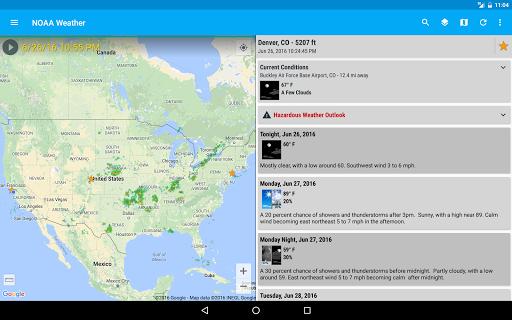 NOAA Weather International screenshot 8