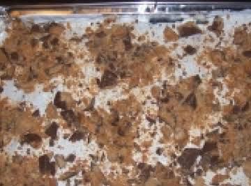 Easy  Butterfinger Cake