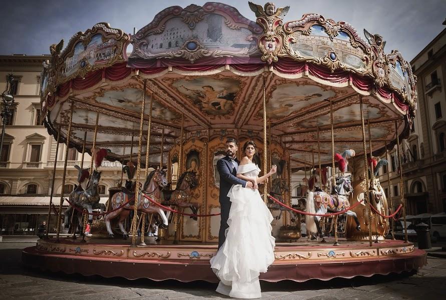 ช่างภาพงานแต่งงาน Elena Nikolaeva (springfoto) ภาพเมื่อ 18.05.2019